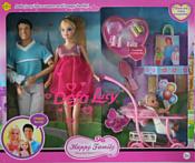 Defa Lucy Happy Family 8088