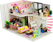 Hobby Day DIY Mini House Розовый лофт (M035)