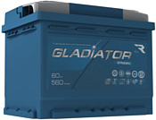 Gladiator Dynamic 6СТ-60L(0) (60Ah)