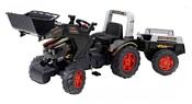Falk Трактор-экскаватор с прицепом (1075M)