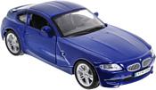 Bburago BMW Z4 Coupe 18-43007 (синий)