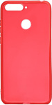 EXPERTS TPU Case №3 для Huawei Y5 Prime (2018)/Honor 7A (красный)