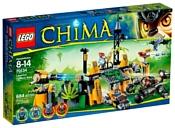 LEGO Legends of Chima 70134 Отдалённая база Лавертуса