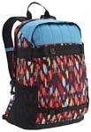 Burton Day Hiker 23 light blue/red (ikat stripe)