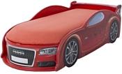 Мебелев Audi A6 196x80 (красный)
