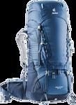 Deuter Aircontact 55+10 blue (midnight-navy)