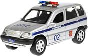 Технопарк Chevrolet Niva Полиция