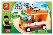 SLUBAN Городская серия M38-B0179 Small Bus