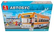 SLUBAN Автобус M38-B0332