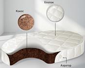 Baby Sleep Nido Magia Coconut Cotton 75x75