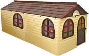 Doloni-Toys 03550/2 (бежевый/коричневый)