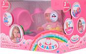 Карапуз Пупс Y14-BATH-RU (розовый)