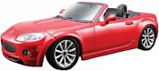 Bburago Mazda MX5 Miata 18-25082