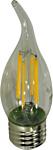 SmartBuy C37 E27 8 Вт 4000 К (SBL-C37FCan-8-40K-E27)