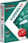 Kaspersky Антивирус 2012 (2 ПК, 1 год, продление)