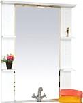 Misty Зеркало Олимпия - 110 (белый)