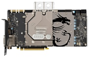 MSI GeForce GTX 1080 1708Mhz PCI-E 3.0 8192Mb 10108Mhz 256 bit DVI HDMI HDCP SEA HAWK EK X
