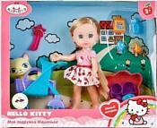 Карапуз Hello Kitty Машенька MARY63002-HK (розовый)