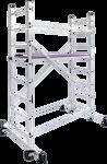 Новая высота NV 1410 (2x8 ступеней)