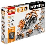 ENGINO Inventor Special Edition 5030 50 моделей с двигателем