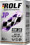 ROLF JP 0W-20 ILSAC GF-5/API SN 4л