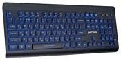 Perfeo PF-843 BACKLIGHT Black USB
