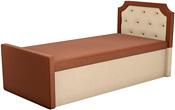 Mebelico Севилья 160x157 59595 (коричневый/бежевый)