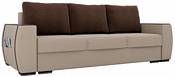 Лига диванов Брион 101770 (бежевый/коричневый)