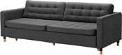 Ikea Ландскруна 293.198.80 (гуннаред темно-серый/дерево)