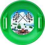 Цикл Ледянка дисковая Форсаж (зеленый)