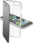 Cellular Line Clear Book для Apple iPhone 7/8 (черный)