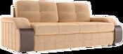 Mebelico Николь 60316 (бежевый/коричневый)