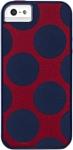 X-Doria Navy Dots для iPhone 5/5S