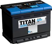Titan EuroSilver 60 R низкий (60Ah)