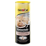 GimCat Katzentabs с маскарпоне и биотином