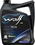 Wolf VitalTech 5W-30 D1 4л