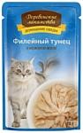 Деревенские Лакомства Домашние обеды Филейный тунец в нежном желе (0.07 кг)