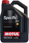 Motul Specific 948 B 5W-20 5л