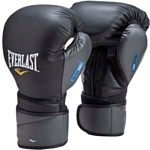 Everlast Protex2 Gel Leather Training Gloves