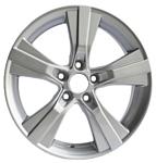 Replica CH518 6.5x15/5x105 D56.6 ET39 Silver