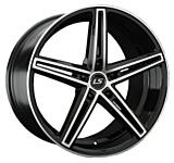 LS Wheels LS749 8.5x19/5x120 D72.6 ET25 BKF