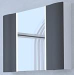 Акватон Ондина 100 Шкаф-зеркало графит (1.A176.1.02O.DG2.0)
