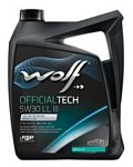 Wolf Official Tech 5W-30 LL III 5л