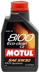 Motul 8100 Eco-clean C2 5W30 2л