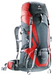 Deuter ACT Lite 65+10 red/grey (granite/fire)