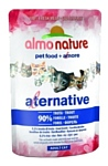 Almo Nature Alternative 90% Trout (0.055 кг) 1 шт.
