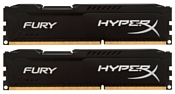 HyperX HX316C10FBK2/8