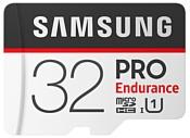 Samsung microSDHC PRO Endurance UHS-I U1 100MB/s 32GB + SD adapter