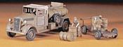 Hasegawa Бензовоз Fuel Truck Isuzu TX40
