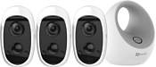 Ezviz 3 камеры C3A + W2D